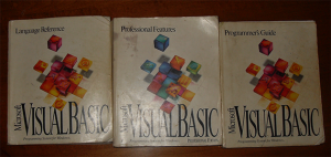 Visual Basic 2.0 Manuals